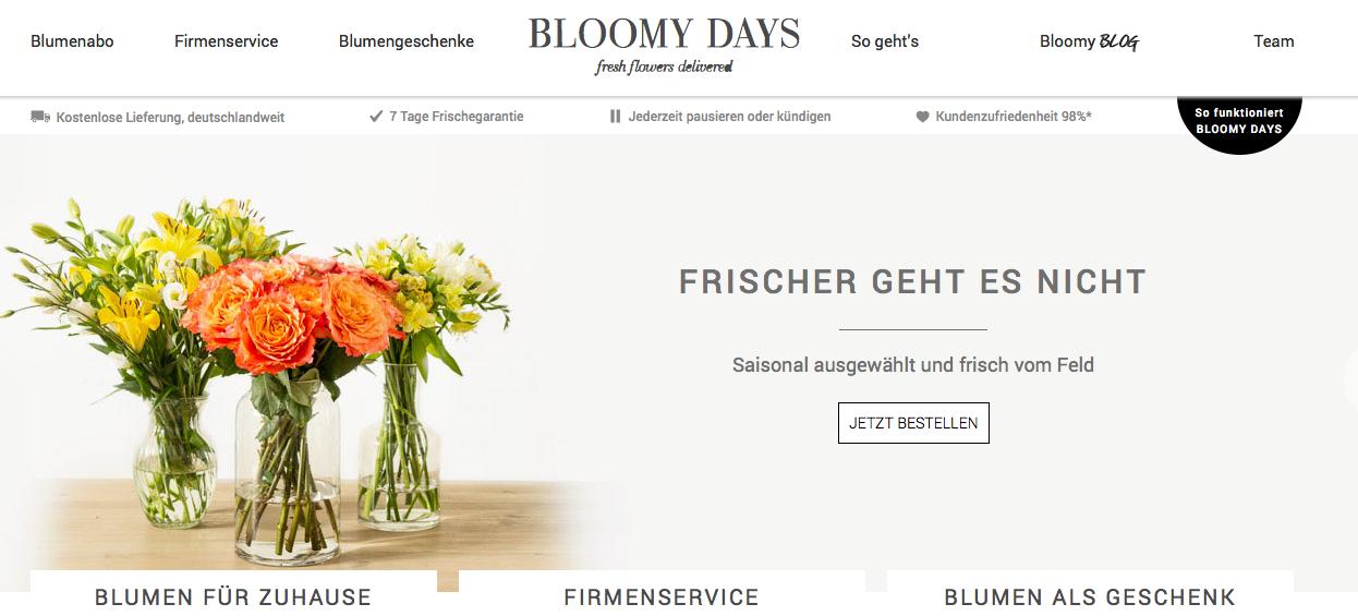 www.bloomydays.com/de